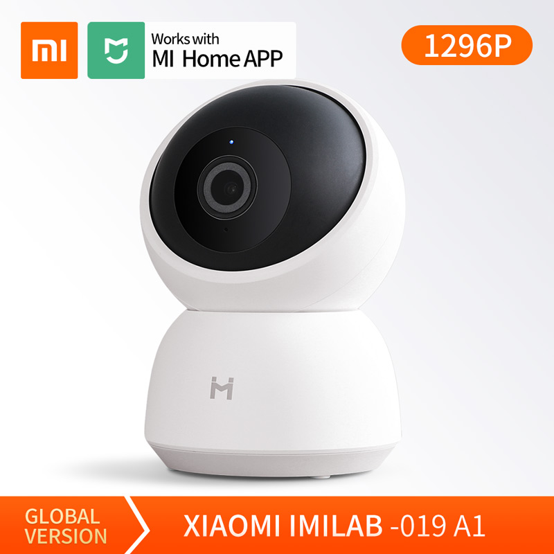 IMILAB A1Home камера безопасности WiFi IP камера 2K 360 ° панорамная камера ночного видения камера наблюдения для детей