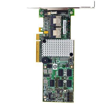 LSI 9260-8i LSI00198 LSIMegaRAID SAS  8 port 512MB cache SFF8087 6Gb RAID0.1.5.6 PCI-E 2.0 X8 Controller Card