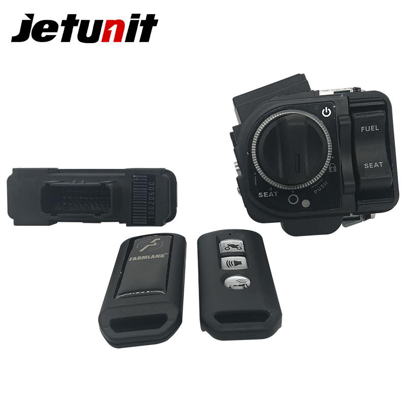 Jetunit Motorcycle Lock Smart Lock Smart Key Assy for <font><b>HONDA</b></font> <font><b>SH</b></font> <font><b>125</b></font> 150 300 PCX Motorcycle Accessories image