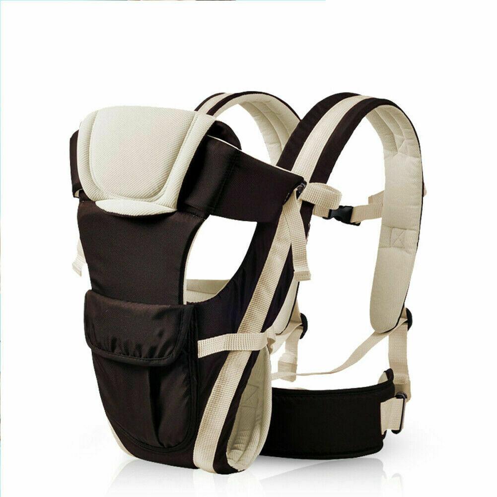 ergonomico ajustavel envoltorio sling mochila portador de bebe 0 24 m 05