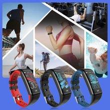 V30S Smart Bracelet Wireless Sports Tracker Heart Rate Sleep Health Monitor Big Screen Smart Watch skokie smart bracelet smart bluetooth bracelet andrews intelligent wearable heart rate monitor sports watch sleep