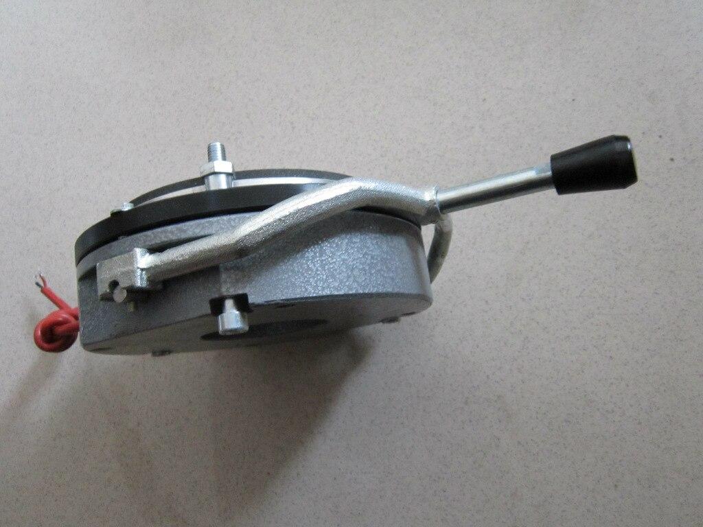 YMDZ-150 дисковый электромагнитный тормоз с усилителем