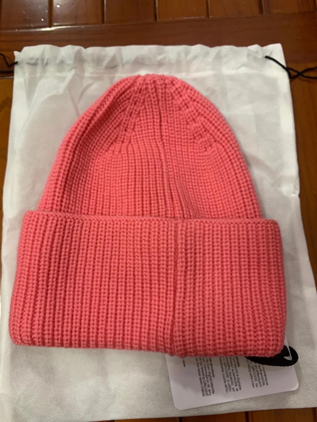 Women's Hat Simple Knit 100% Wool Hat Fashion Wild Five Colors Optional Couple Models