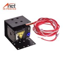 Anet 3D 프린터 부품 압출기 원격 공급 장치 공급 키트 1.75mm 필라멘트 직경 Anet A8 Plus 용 업그레이드 된 교체 압출기