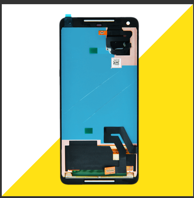 Original Lcd Touch Screen Replacement Parts for Google Pixel 2 XL 6 inch with Eerpiece Mesh Free Ship