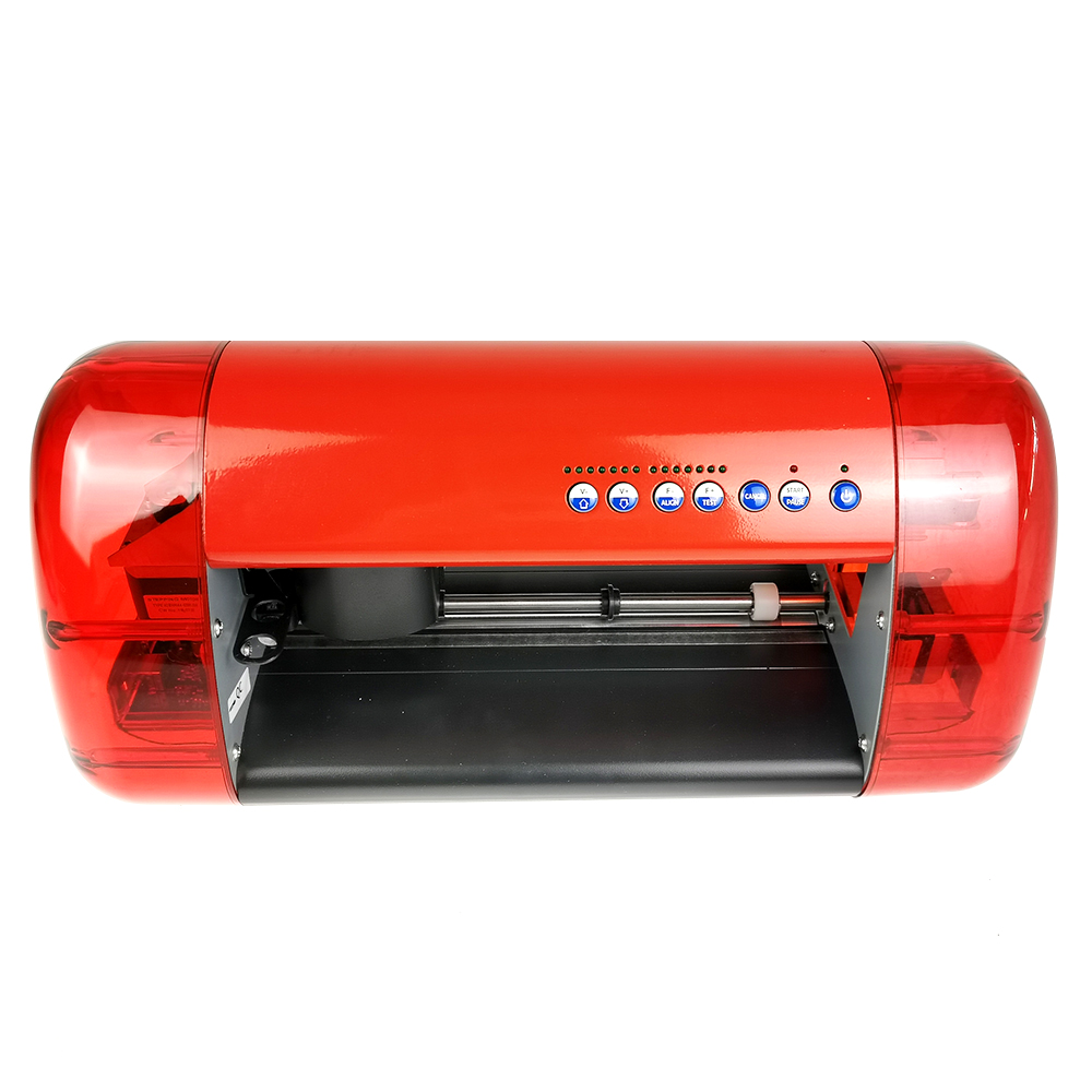 DC330 Cutting Plotterlaser Plotter Special Shaped Card Cutting Machine Edge Inspection Machine