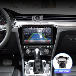 Image 3 - Isudar rádio automotivo, rádio automotivo com 4gb, android 1, para vw/volkswagen/passat b8 magotan, 2015 gps 8 núcleo ram 4gb câmera usb dvr