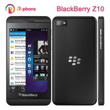 "Blackberry teléfono inteligente Z10 renovado, Original, Dual core, GPS, WiFi, 8MP, 4,2 "", 2GB RAM, 16GB ROM"