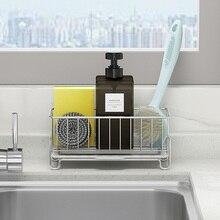 Rack-Accessories Shelf Gadget-Container Kitchen-Sink-Stand Orgainzer-Tools Sponge-Storage