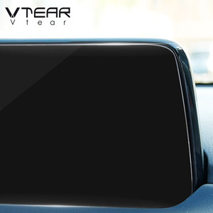 Image 5 - Vtear per Mazda CX5 CX 5 2019 2018 Accessori di Navigazione Gps Temperato Pellicola di Protezione in Vetro Dello Schermo Lcd Adesivo Del Cinema di Car Styling
