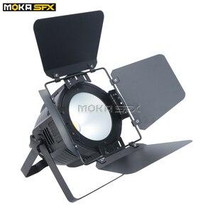 Image 3 - 2 יח\חבילה גבוהה באיכות 200W חם לבן/מגניב לבן Par יכול led par אור dmx cob par אור led משטח אור עבור שלב רקע