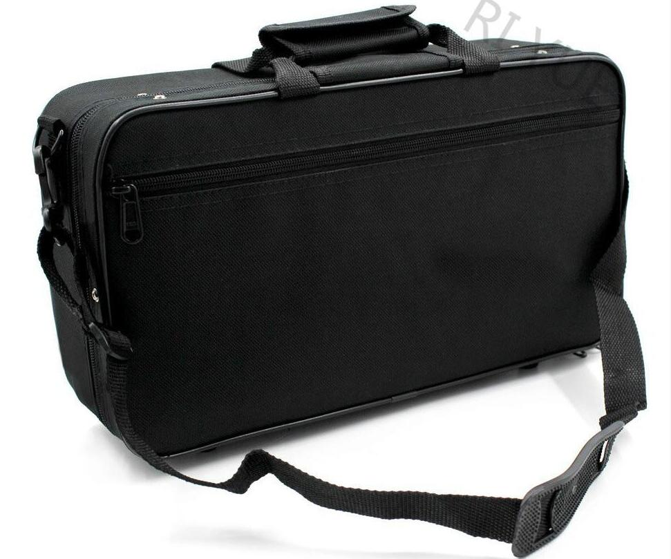 JI YIN 600D Water- Proof Oxford Cloth Material Clarinet Cases, Clarinet Special Bags, Straps Can Be Adjusted