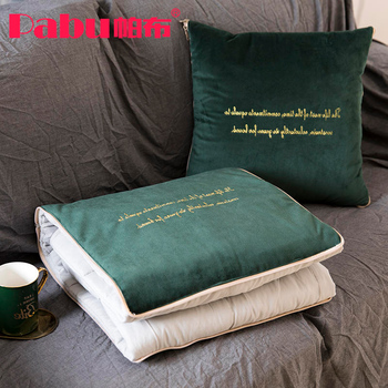 Large Pillow Quilt Office Pillow Sofa Backrest Pillow for Bed Car Waist Sleep Back Cushion Bed Head Blanket Cojines Gift FK180