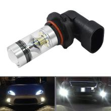 12V 1800Lm автомобильный светильник s H8 H11 светодиодный 9005 HB3 9006 HB4 Противотуманные фары дневные фары лампы вождения DRL Противотуманные Светильник лампы поворот Парковка лампы