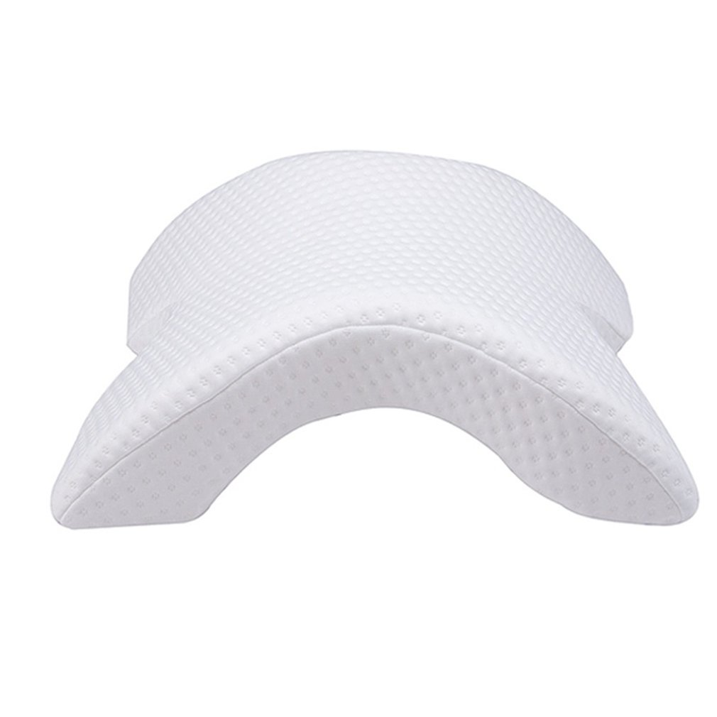 Memory Foam Bedding Pillow Health Neck Couple Pillow Anti-pressure Hand Pillow Ice Silk Slow Rebound Pillow Orthopedic Home