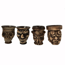 Skull Devil Hookah Tobacco Shisha Bowl for Nargile Sheesha Narguile Chicha Cachi