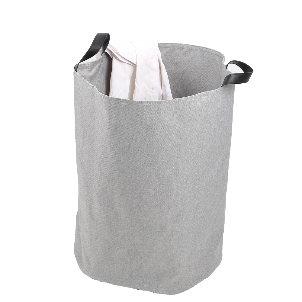Shushi Big bag folding clothes laundry basket fabric toys storage Baskets Box Miscellaneous home decoration Woven Basket|Laundry Bags|Home & Garden - title=