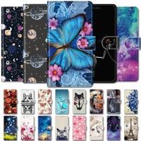 Custodia rigida in pelle PU di lusso per Samsung Galaxy Note 10 20 Pro 3 8 9 Coque Fundas su Samsung Note10 Plus Note20 borse a portafoglio