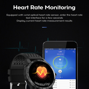 Image 3 - WearpaiT2 Smart Watch Men Fitness Tracker Heart Rate Monitor Blood Pressure Bluetooth Alarm incoming call water proof watch men