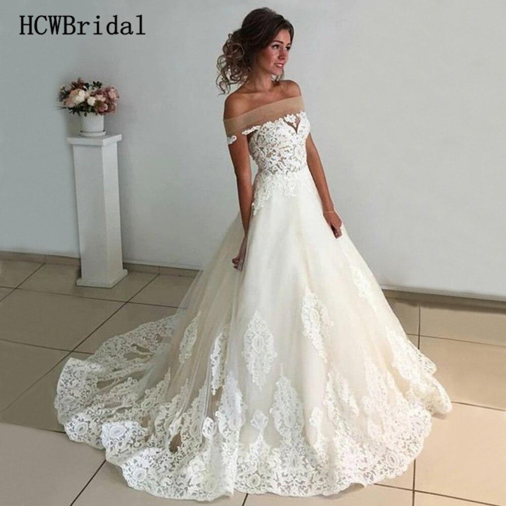 Robes de mariée en dentelle de luxe à l'é