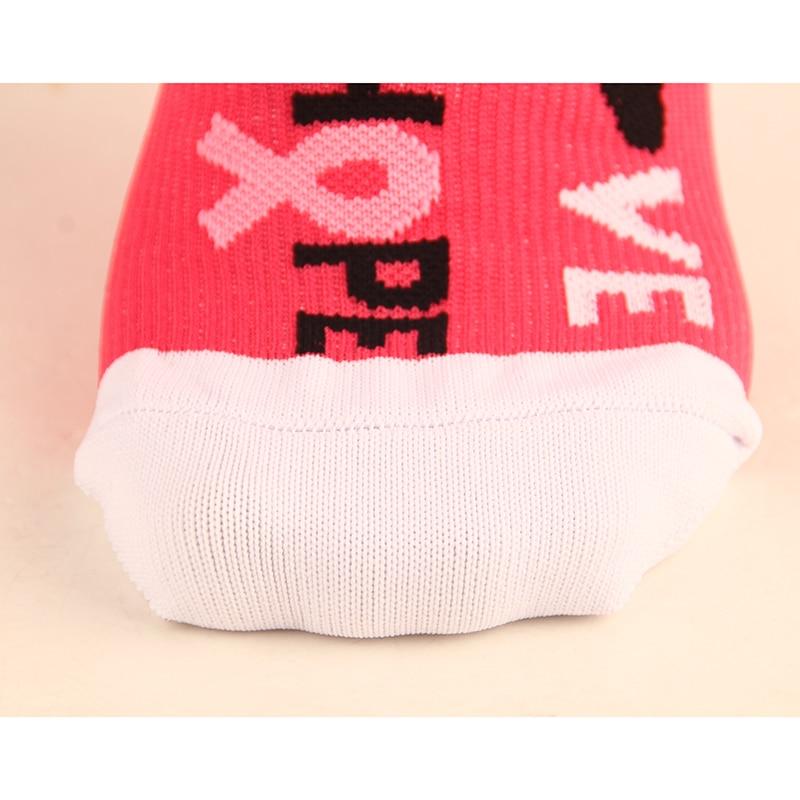 Multi-color Women Men Long Thigh High Socks Compression Stretch Socks Outdoor Party Funny Elastic Nursing Calf Socks Female