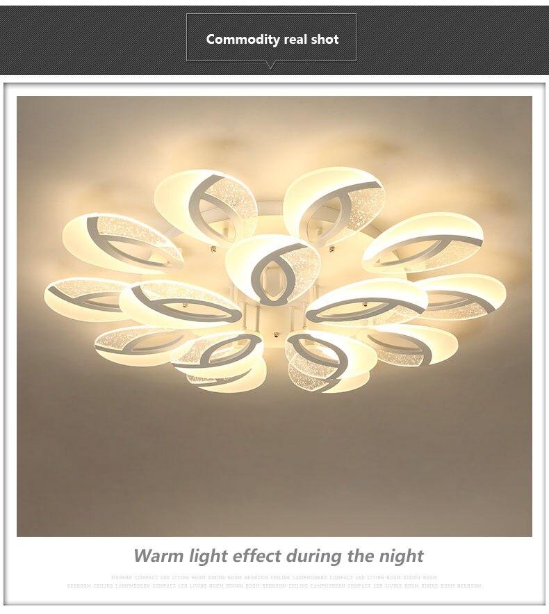 H181bc6f0d32943fbb9f086b12ea9b4bbp Nordic Ceiling lights Novelty post-modern for living room Fixtures bedroom aisle LED ceiling lamp Ceiling lighting