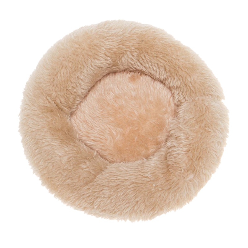 Pet Nest Fashion Warm Cotton Bed Cold Winter Pets Keep Warm Solid Soft Breathable Pet Bed 1