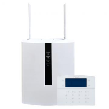 128 Wired Zone industrial Alarm RJ45 Ethernet TCP IP Smart Alarm GPRS GSM Security Alarm System With WebIE and APP Control