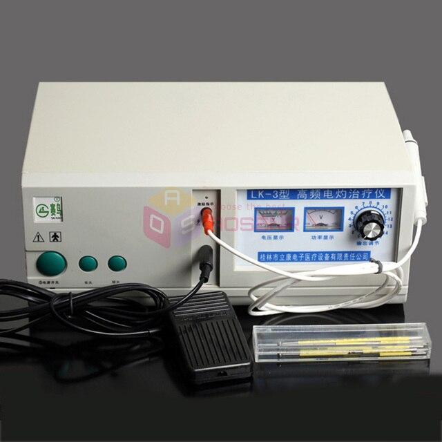 220V elektrocautery aparat terapeutyczny chirurgia kosmetyczna elektryczny nóż LK 3