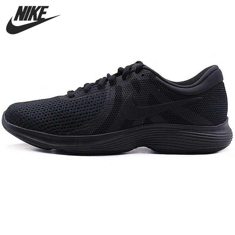 Determinar con precisión Púrpura Culo  Original nueva llegada NIKE Revolution 4 hombre zapatos para correr  zapatillas de deporte Zapatillas de correr  - AliExpress