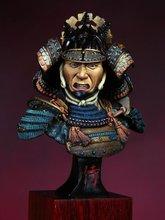 Kit de busto de modelo de figura de resina, sin montar, sin pintar, BUST446, 1/10