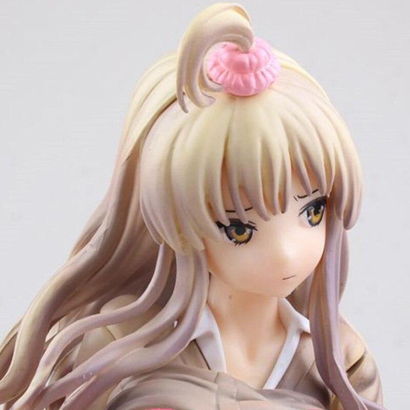 PVC doll model skytube Pinkerton Hotaru akimado animation brand new no box 17cm