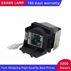 Image 2 - Ersatz Lampe mit gehäuse 5J.J6L 05,001 für BENQ EP6127A/ES616F/EX6270/MS276F/MS507H/MS517F/MX2770/MW519 Projektoren happybate