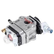 Carburador 10mm carb com gaxeta para echo srm 260s 261s 261sb ppt pas 260 261 bc4401dw trimmer 33cc kragen zooma scooter bolso bi