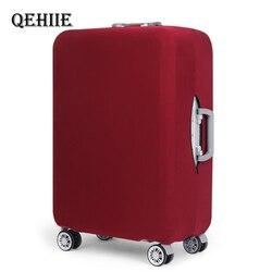 Engrossar capa de bagagem mala mala de viagem trole mala capa protetora para s/m/l/xl/18-32 Polegada acessórios de viagem