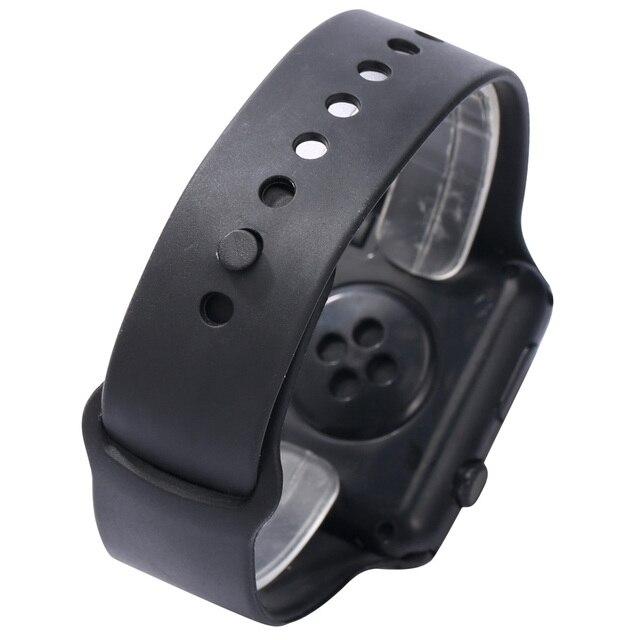 2020 homens mulheres led relógios pulseira de silicone relógio eletrônico único relógio quadrado esporte correndo relógio de pulso presentes relogio masculino 6