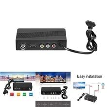 HD99 FTA HEVC 265 DVB T2 Digital TV Tuner H.265 TV Receiver Full HD DVBT2 Video TV Decoder