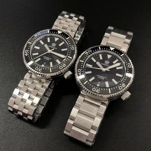 Steeldive 1000m Diver Watch St
