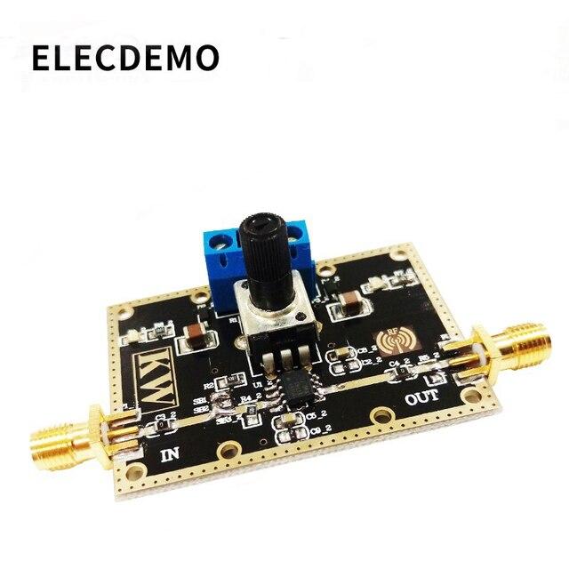 Único módulo universal ad797 do amplificador do único canal módulo 110 mhz largura de banda baixo ruído distorção baixa offset