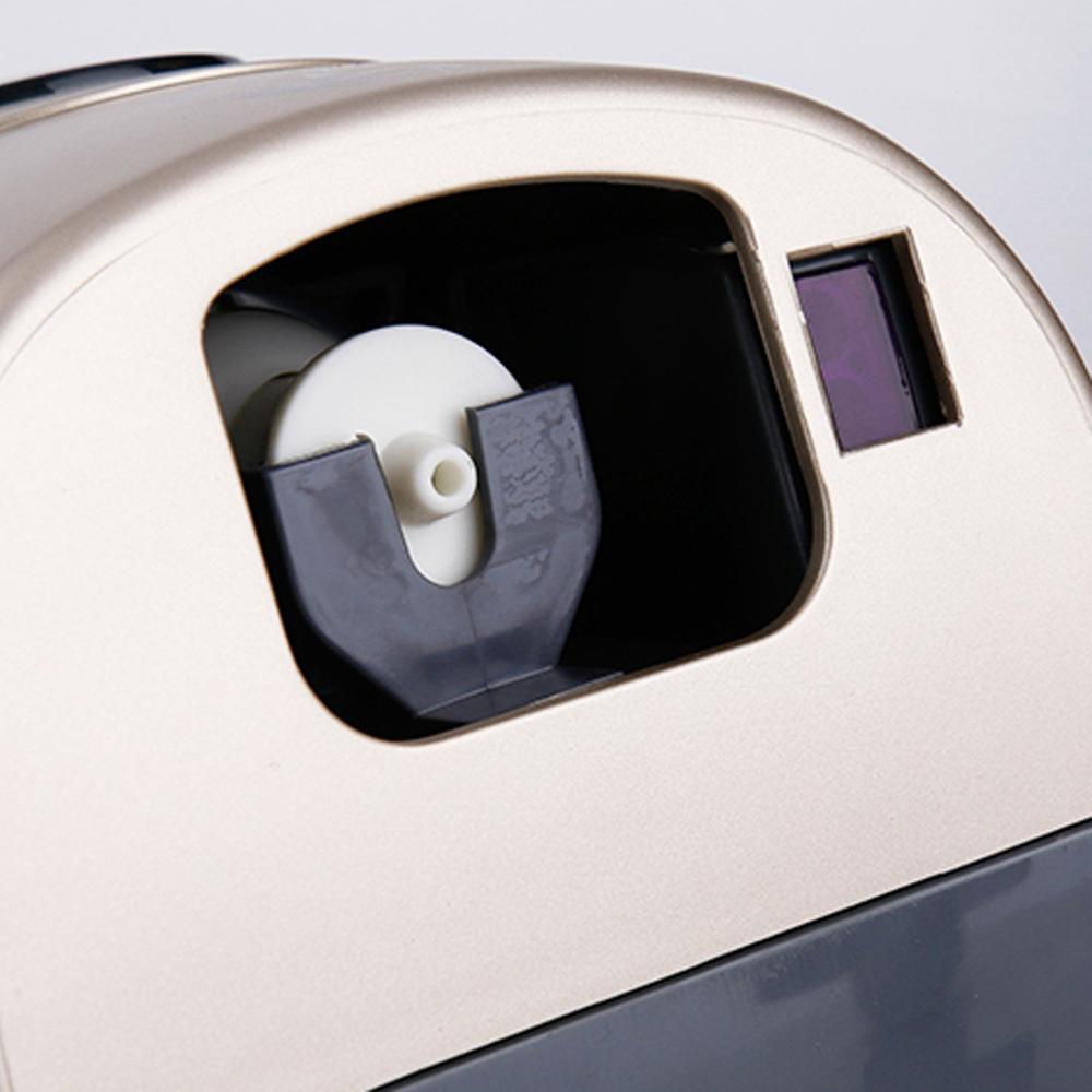 1000ml Automatische Schuim Zeepdispenser Hand Gratis Touchless Sanitizer Badkamer Dispenser Smart Sensor Zeepdispenser voor Keuken - 4