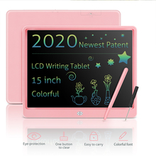 15 Inch LCD Writing Tablet 12'' Digital Drawing Board Handwriting Pads Electronic Graffiti Tablets Educational Children's Toys