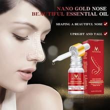 Nano Gold Nose Upright Essential Oil Nose Bone Remodeling Li