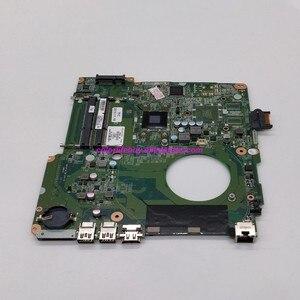 Image 5 - Подлинный ноутбук 785442 501 DA0U99MB6C0 REV:C UMA w A8 6410 для HP 15 F014WM 15 F100DX 15 F Series