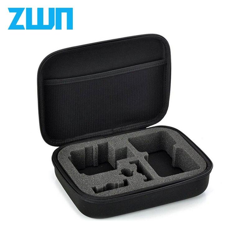 Средний размер высокое качество противоударный Gopro чехол и сумка для Gopro для спортивной экшн-камеры go pro Hero 4/3+ sj4000 серия(средняя 22 см* 17 см* 7 см