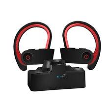 TWS 3 Wireless earphone Bluetooth Headset Sports Ear Hook Wi