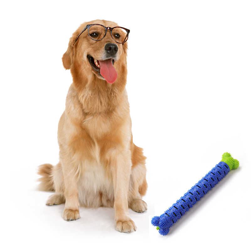 2019 New Dog Chew Toys Dog Toothbrush Pet Molar Tooth Cleaning Brushing Stick Doggy Puppy Dental Care Dogs Pet Supplies