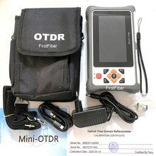 980ext pro Мини otdr рефлектометр с opm ols vfl сенсорный экран