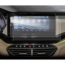 Lfotpp pet protetor de tela para octavia mk4 10 Polegada 2020 carro multimídia rádio exibição auto acessórios interiores 2 pçs