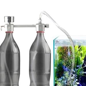 Image 5 - Aquarium CO2 Regulator System Kit co2 Diffuser Generator with Valve Bubble Atomizer Solenoid Fish Tank Carbon Dioxide For Plants