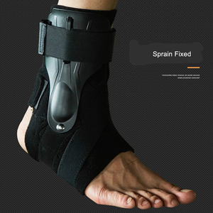 Image 3 - 1PC Ankle Support Strap Brace Bandage Foot Guard Protector Adjustable Ankle Sprain Orthosis Stabilizer Plantar Fasciitis Wrap